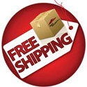 Free Shipping for orders over 150 Euro in value (excluding tax and shipping)