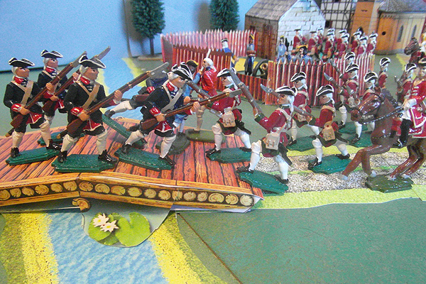 Sergey Sharandov Gallery of Toy Soldiers