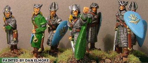 Dan Elmore 32mm elves