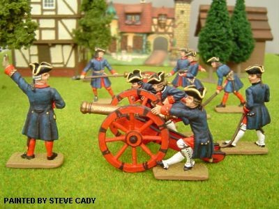 Steve Cady soldiers photo