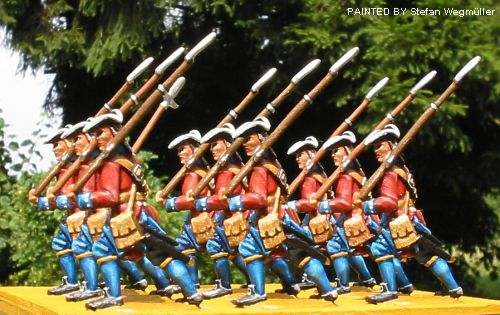 Stefan Wegmüller brendle swiss regiment france