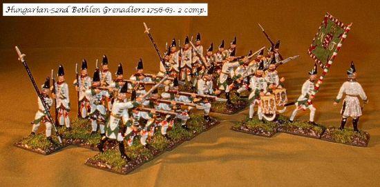 hungarian grenadiers