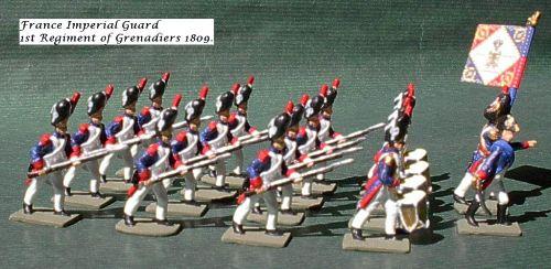 imperial guard grenadiers