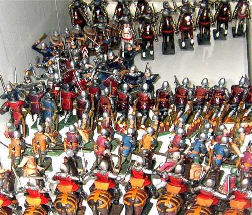 Peter Schunk knights