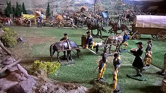 Karoliner Army Encampment