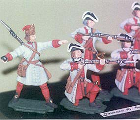 Rgt. Desportes of Savoy (Piedmont) Army