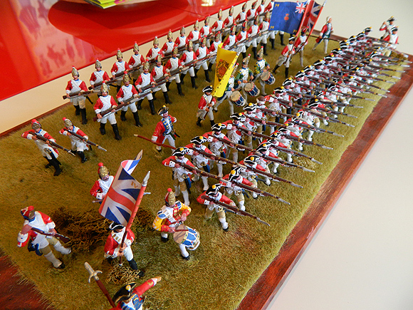Pat Sexton: Conversions for Seven Years War.