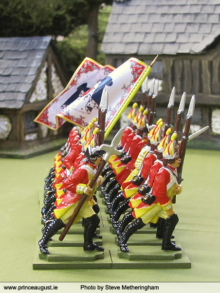 Steve Metheringham's photo of 40mm regiment