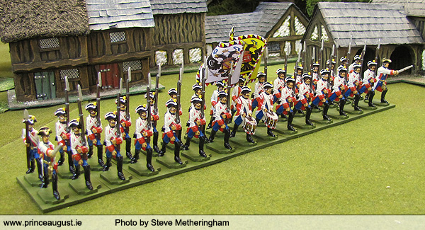 Steve Metheringham's photo of 40mm regiment