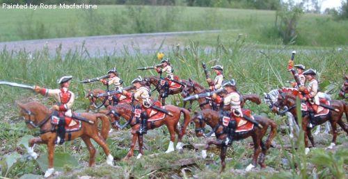 Ross Macfarlane saxon dragoons
