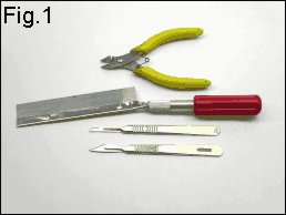 Fig.1 - Cutting Tools