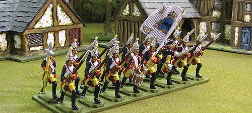 Seven Years War Prussian Grenadiers