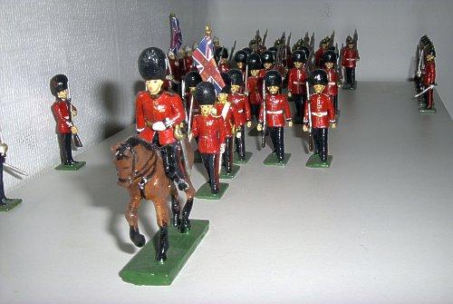 Michel De Bremaecker toy soldier photo
