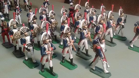 Raul Ruz Valenzuela Napoleonic soldiers 1
