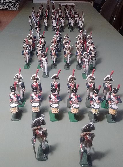 Raul Ruz Valenzuela Napoleonic soldiers 2