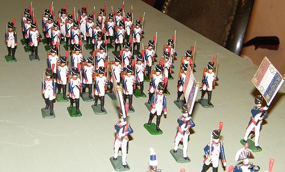 Raul Ruz Valenzuela Napoleonic soldiers 3