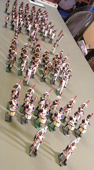 Raul Ruz Valenzuela Napoleonic soldiers 5